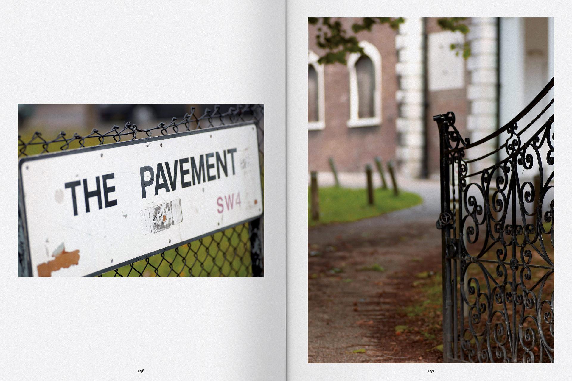 Gestaltungskonzepte von Broschüren, Seite 6