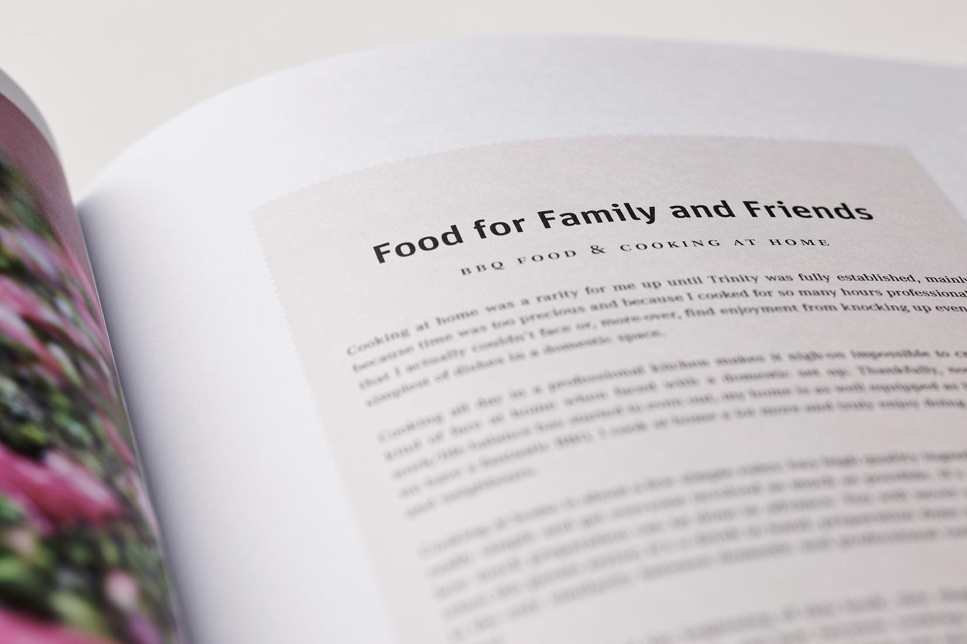 Imagebroschüre für die Gastronomie und Hotellerie Seite 5