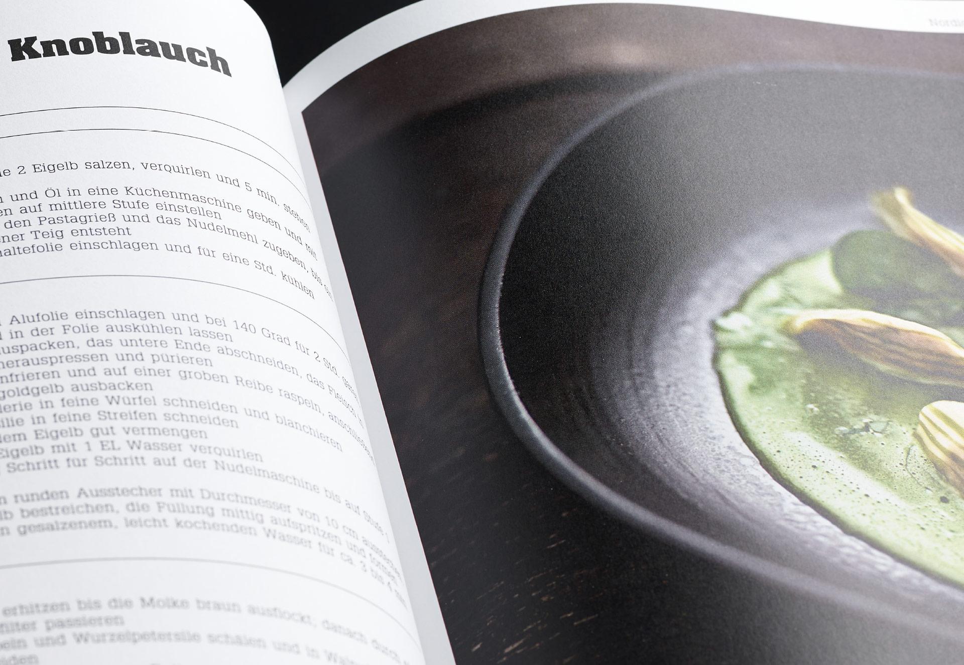 Druckerzeugnisse für die Gastronomie und Hotellerie 16a