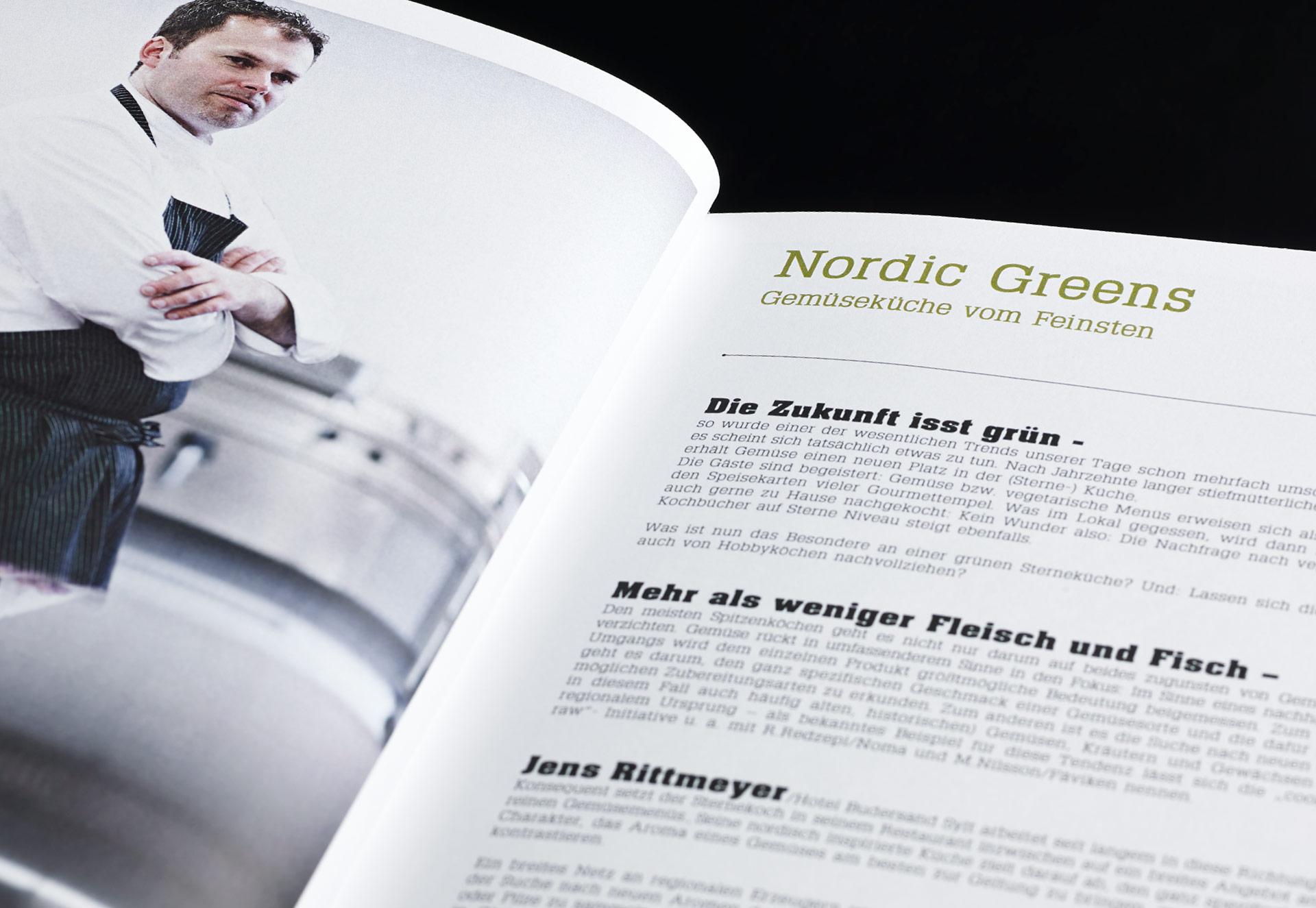 Druckerzeugnisse für die Gastronomie und Hotellerie 14a