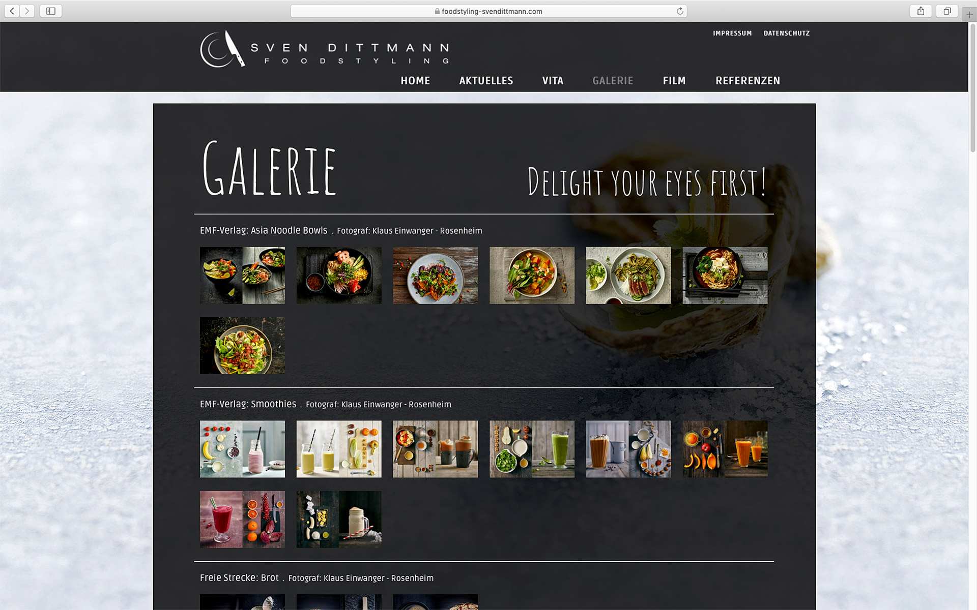 Internetauftritt Restaurants Buchungsportale Gastronomie
