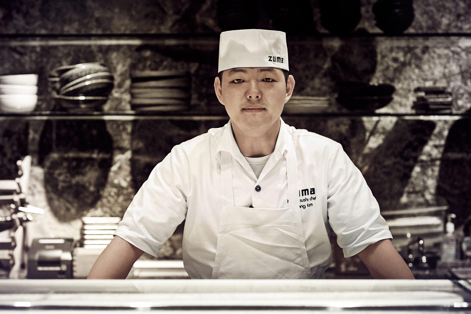 Contenproduktion Zuma New York Küche 3