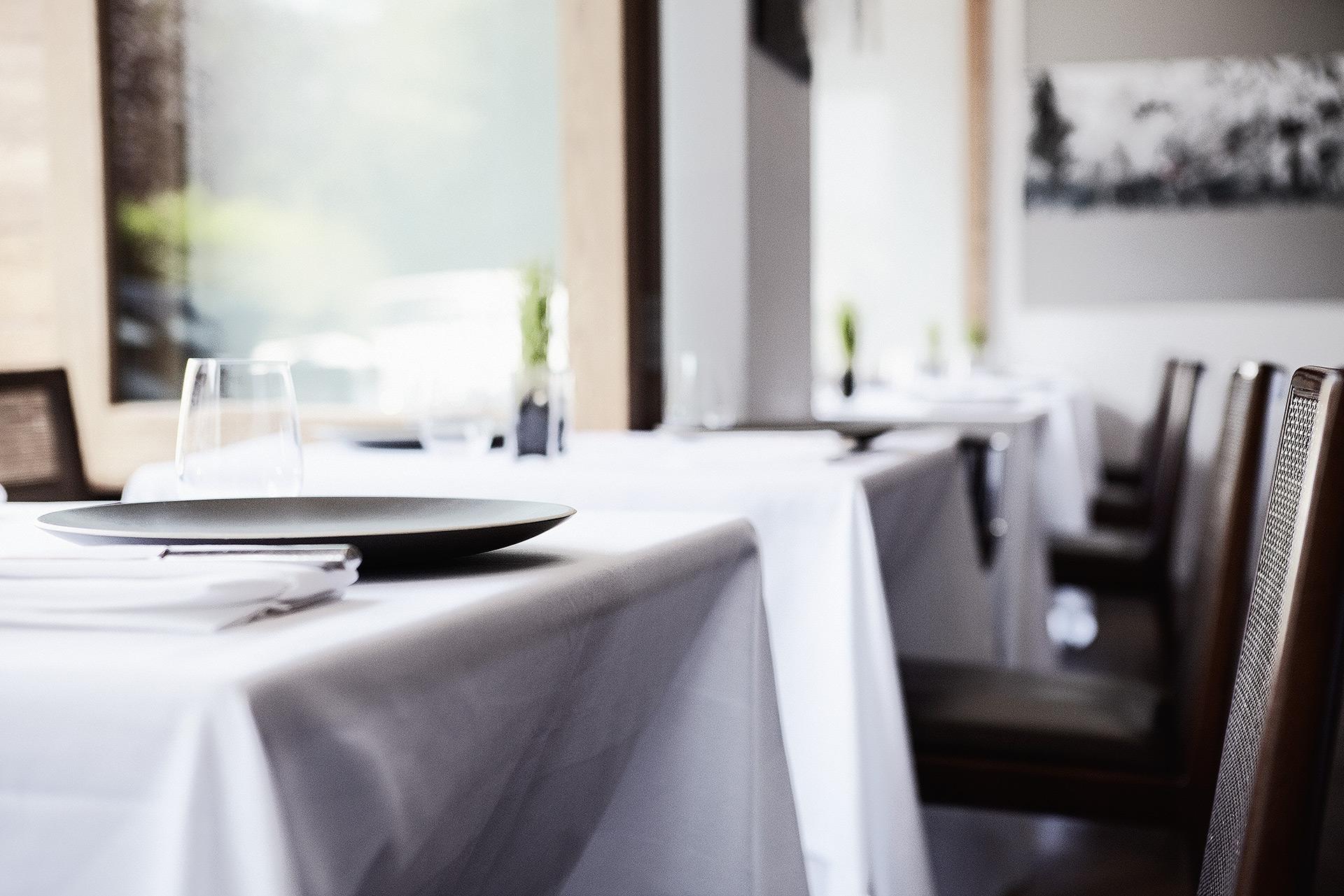 Restaurant Bild Tisch eingedeckt Bild 12